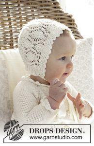 Комплект из крестильного платья и шапочки My Fairy