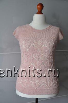 Платье от Cecilia Prado крючком