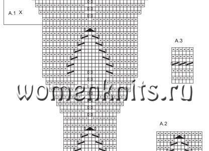 Женский жакет спицами Andromeda от DROPS