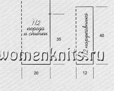 Яркая безрукавка спицами автор от reginja